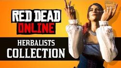 Red Dead Online - Herbalists Collection Locations Madam Nazar Weekly Collection