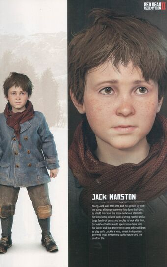 Jack Marston Red Dead Wiki Fandom Jack once had a sister, but she died of unknown causes. jack marston red dead wiki fandom