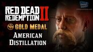 RDR2 PC - Mission 27 - American Distillation Replay & Gold Medal