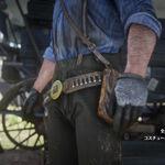 RDR2 イノシシの乗馬用手袋.jpg