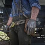 RDR2 雄鹿の乗馬用手袋.jpg