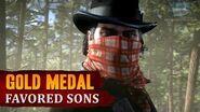Red Dead Redemption 2 - Mission 81 - Favored Sons Gold Medal