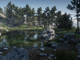 Moonstone Pond