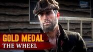 Red Dead Redemption 2 - Mission 87 - The Wheel Gold Medal