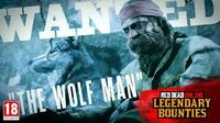 Red Dead Online L'Homme-Loup