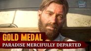 Red Dead Redemption 2 - Mission 62 - Paradise Mercifully Departed Gold Medal
