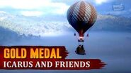 Red Dead Redemption 2 - Mission 70 - Icarus and Friends Gold Medal