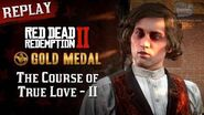 RDR2 PC - Mission 28 - The Course of True Love II Replay & Gold Medal
