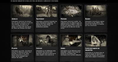 L'encyclopédie depuis le site internet