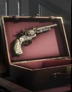 Revolver LeMat du chasseur de primes01