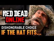 Red Dead Online - Mission -3 - If the Hat Fits..
