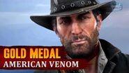 Red Dead Redemption 2 Ending - American Venom Gold Medal