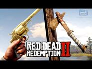 Red Dead Redemption 2 - How to Unlock the Stone Hatchet and Double-Action Revolver