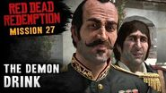 Red Dead Redemption - Mission 27 - The Demon Drink (Xbox One)