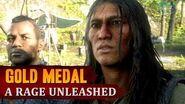 Red Dead Redemption 2 - Mission 74 - A Rage Unleashed Gold Medal