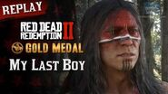 RDR2 PC - Mission 81 - My Last Boy Replay & Gold Medal