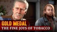 Red Dead Redemption 2 - Mission 38 - The Fine Joys of Tobacco Gold Medal