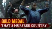 Red Dead Redemption 2 - Mission 66 - That's Murfree Country Gold Medal