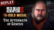 RDR2 PC - Mission 4 - The Aftermath of Genesis Replay & Gold Medal