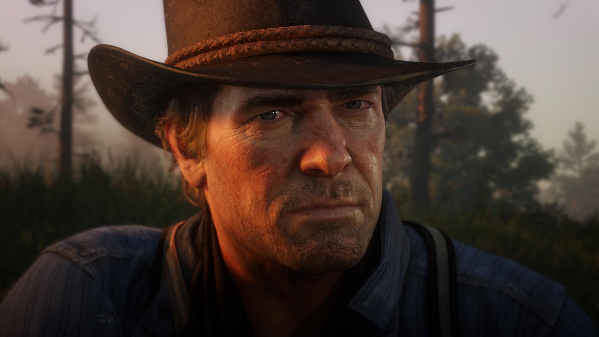 Red Dead Redemption II/Navigation