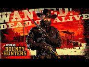 Red Dead Online - chasseurs de primes