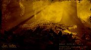 Alligator doré légendaire