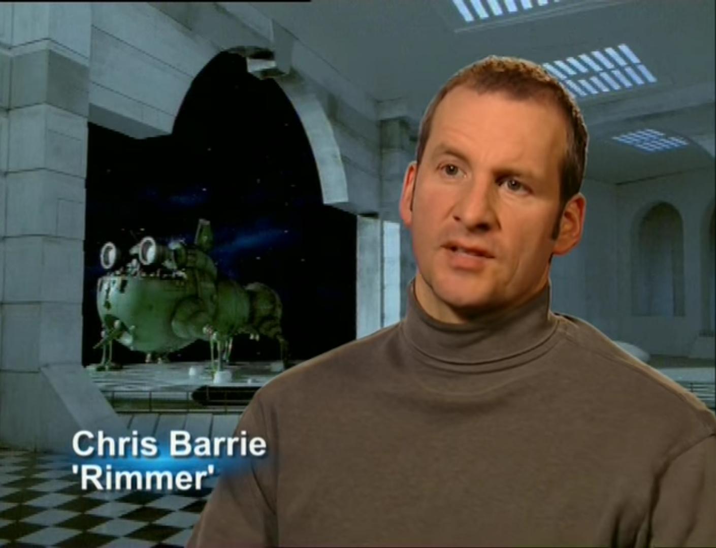 Chris Barrie