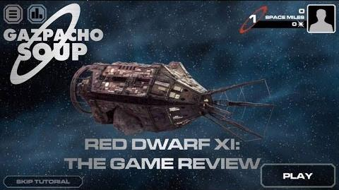 Review Red Dwarf XI - The Game (Episode I Twentica)