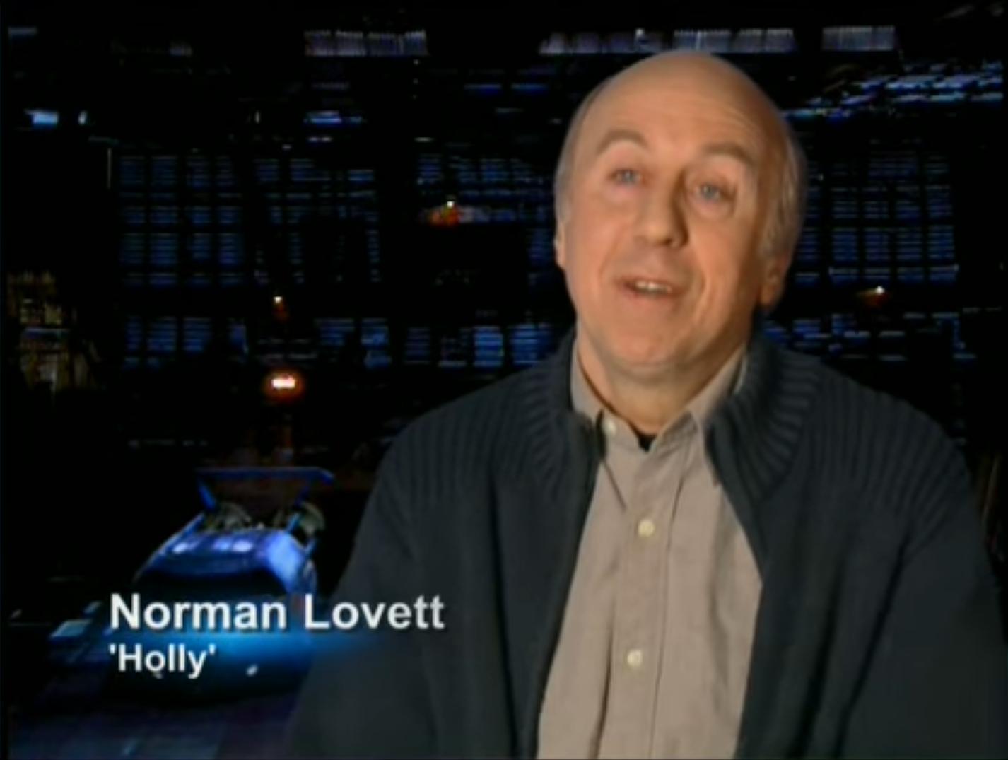 Norman Lovett