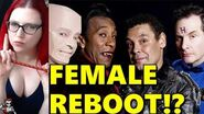 All Wahmen Red Dwarf Reboot - Over My Dead Body!