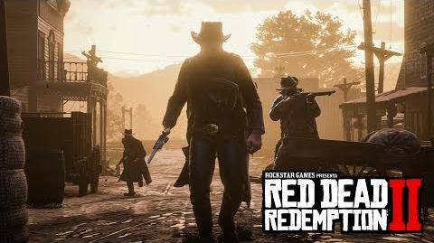 Guarda il video di gameplay ufficiale di Red Dead Redemption 2