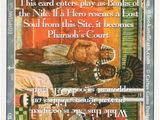 Banks of the Nile / Pharaoh's Court (RA)