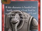 Panic Demon (Brown) (AW)