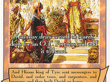 King Hiram (FF)