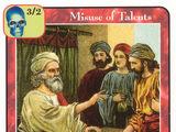 Misuse of Talents (F)