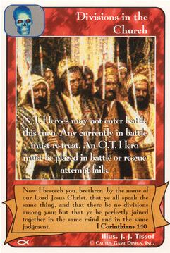 Divisions in the Church - Apostles.jpg
