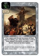 The Priest of Zeus (TEC)