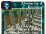 Abomination of Desolation (RA)