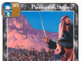 Preemptive Strike (H)