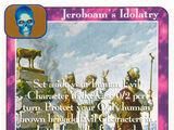 Jeroboam's Idolatry (RA)