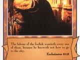 Ecclesiastes 10:15 (F)