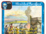 Blemished Sacrifices (Pi)