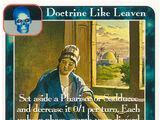 Doctrine Like Leaven (RA)
