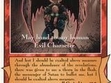 Messenger of Satan (Ap)