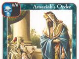 Amaziah's Order (Pi)