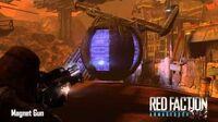 Red Faction Armory Magnet Gun