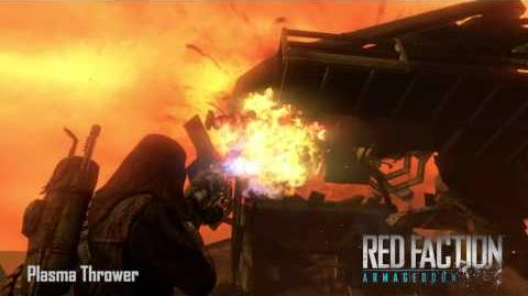 Red Faction Armory - Plasma Thrower