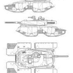 EDF Main Battle Tank