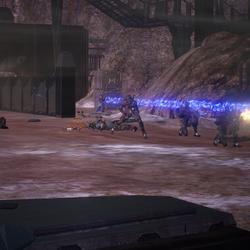 Raid on the EDF Central Command