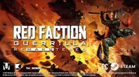 Red Faction Guerrilla Re-Mars-tered Edition - Announcement Trailer